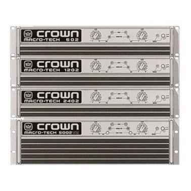 crown皇冠 ma-1202 专业功放