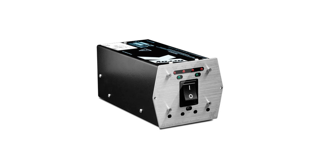 k-array音箱 ka1-1 功率放大器 高科技丁类功放