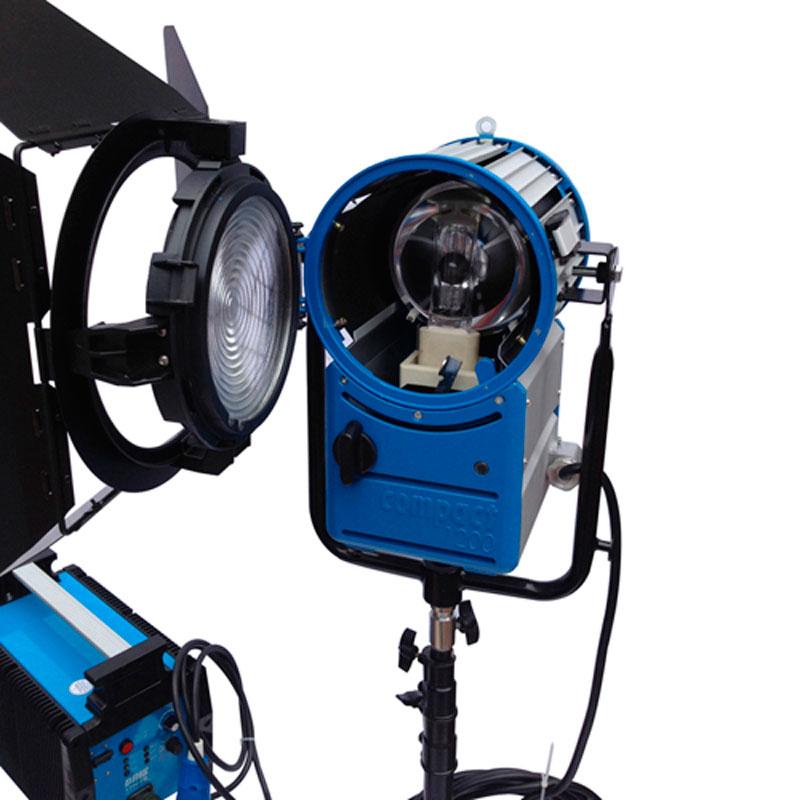575w hmi镝灯 日光型镝灯 影视镝灯 高色温 日光型电影 影视聚光灯