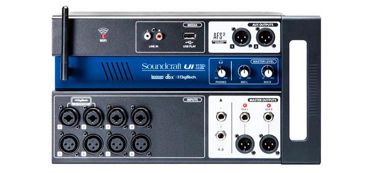 dbx224连接调音台接线图