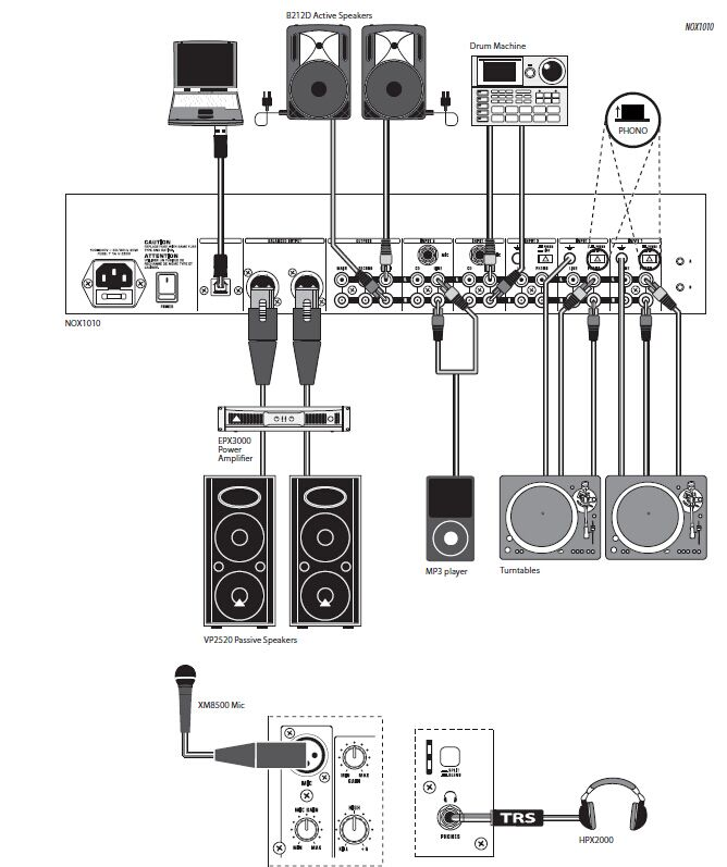 百灵达 beheringer PRO MIXER NOX202 百灵达NOX202 专业dj调音台 DJ调音台 DJ混音台 专业级2路DJ调音台,配有自动BPM节拍器 通道数量 2 话筒输入 1 线路/USB输入端 2 infinium 推子 有 可调节推子曲线 有 辅助发送 无 24比特数字效果 节拍同步 其他特征:功能全面的XLR Master/Booth/Record输出端,XENYX话放音品汇经销 产品特点: 双声道混音保费战役为最费