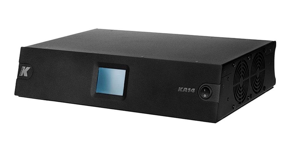 ka1-t2h 功率放大器 一体式ka功率放大器及处理器 高科技丁类功放