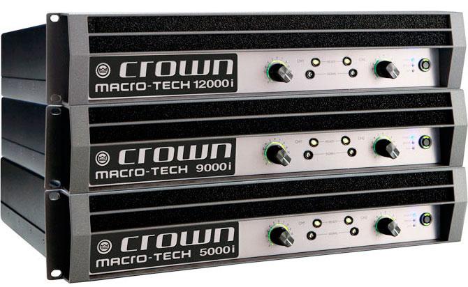 crown皇冠 ma-5000i 专业功放