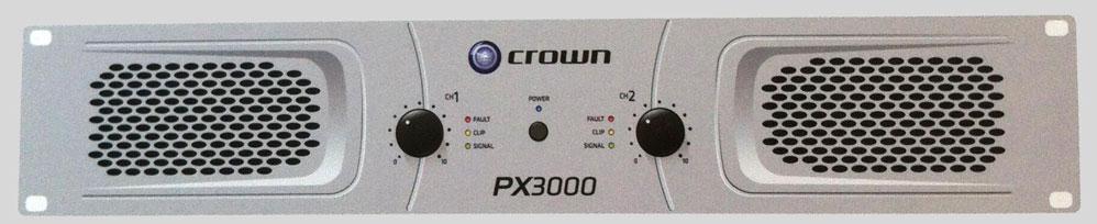 皇冠 px 3000 专业功放