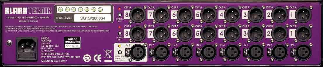 ne5532调音台电路图