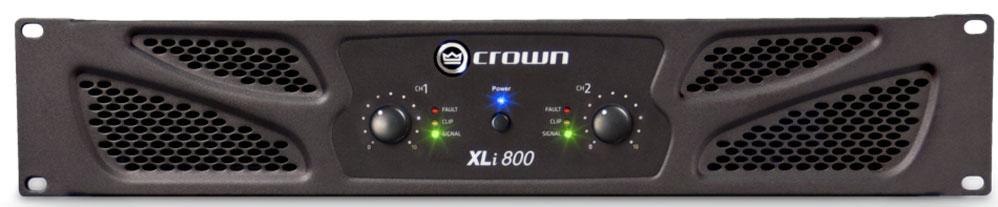 crown 皇冠 xli 800 crown功放 皇冠功放经销商 皇冠功放官网 专业